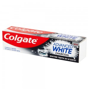 Colgate Pasta do zębów Advanced White Charcoal 100ml